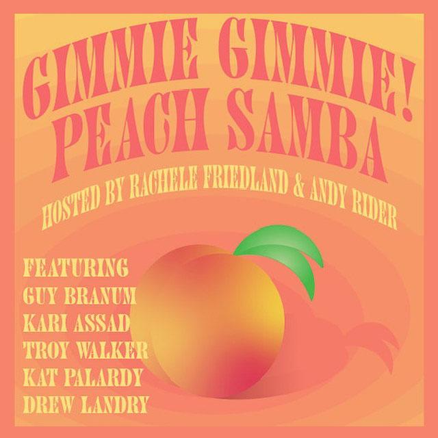 Peach artwork